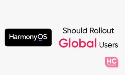 huawei harmonyos global users