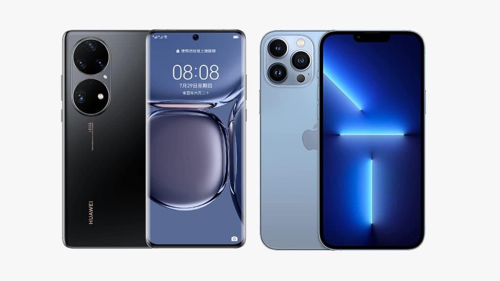 Huawei iPhone 13