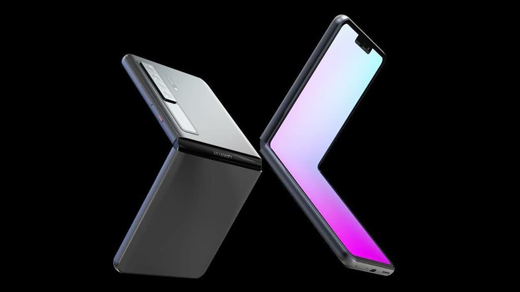 Huawei Mate V Flip smartphone