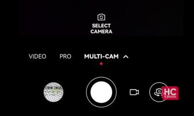 Huawei Multi Camera Mode