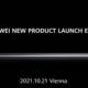 Huawei New Product Launch Event