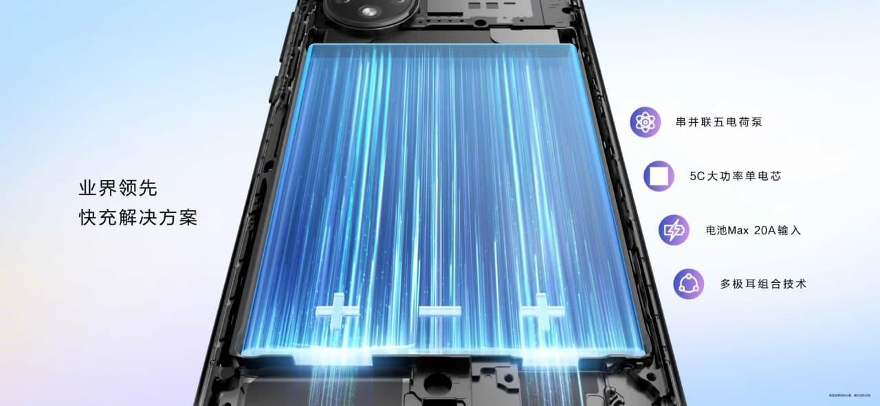 Huawei heat dissipation