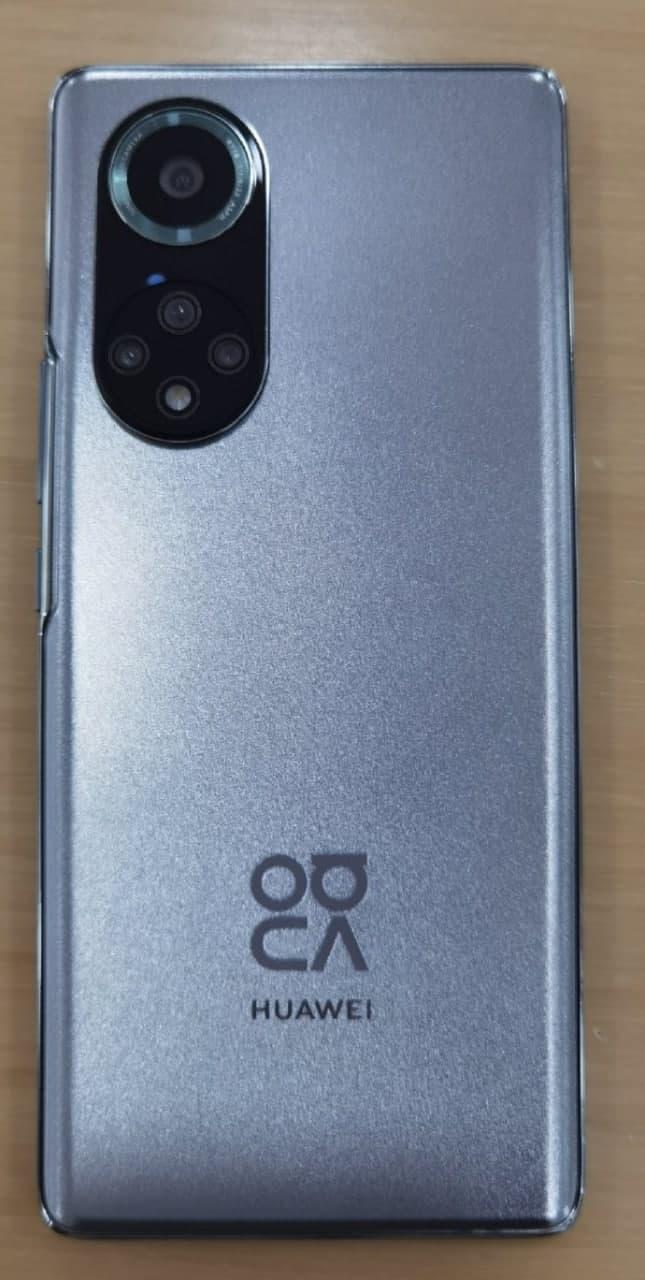 Huawei nova 9 live image leak