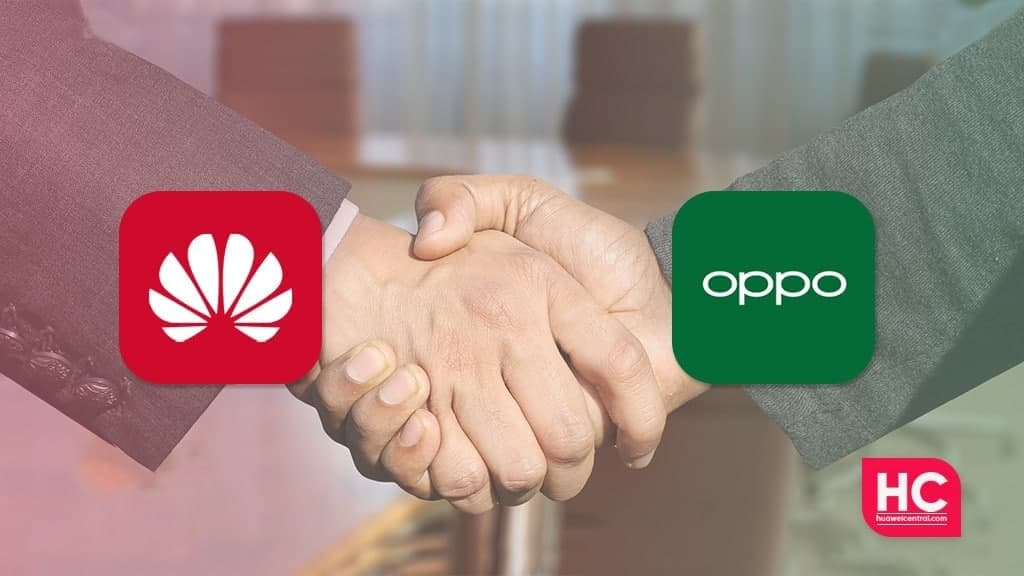 Huawei and OPPO