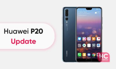 Huawei P20 Update