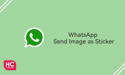 WhatsApp Image Stickers
