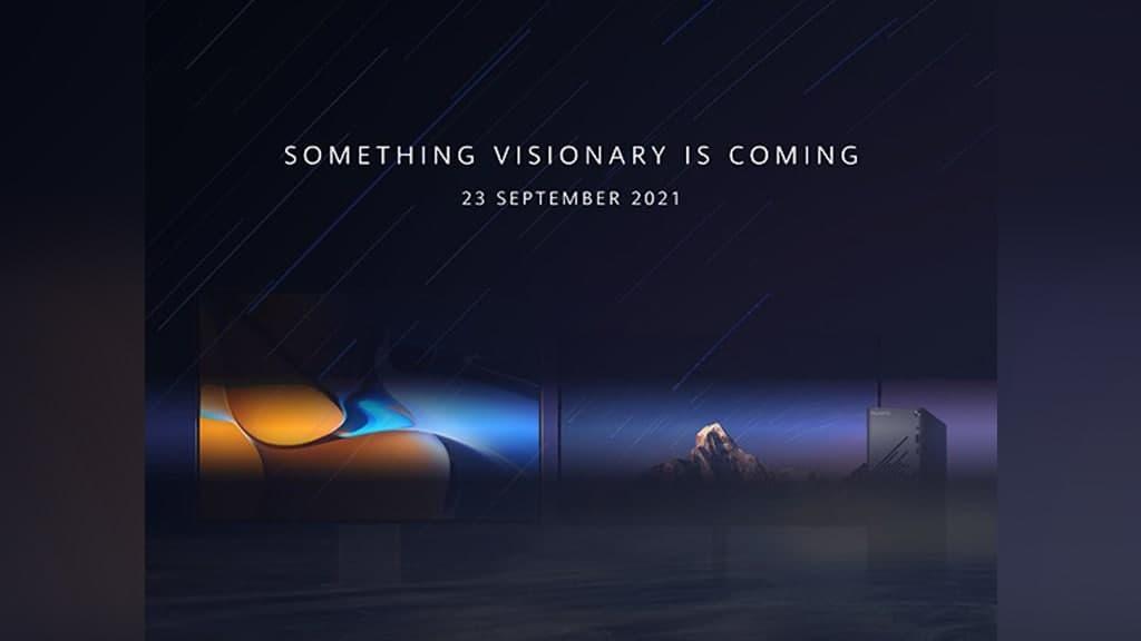 Huawei MateView Launch Indonesia