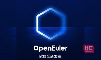 New Huawei openEuler