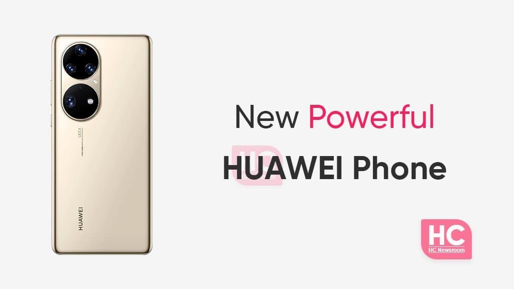New Huawei powerful phone
