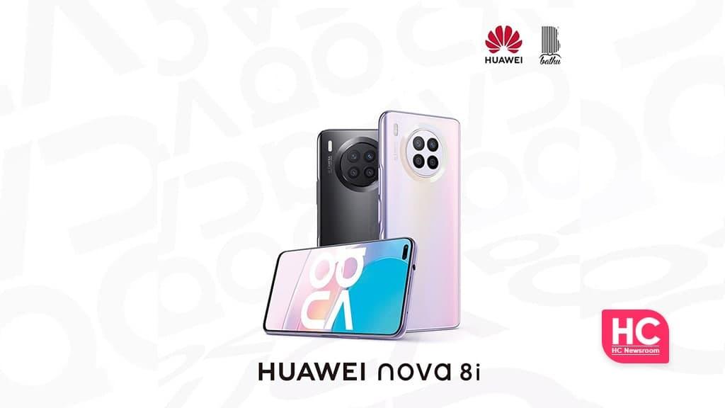 Huawei Nova 8i South Africa