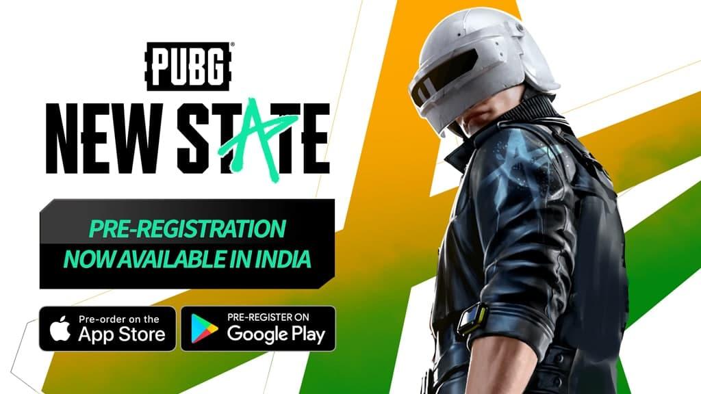 PUBG New State India
