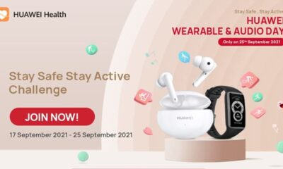 Stay Active Contest