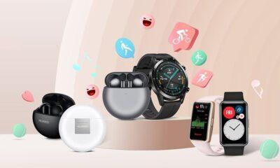 Huawei wearable deals
