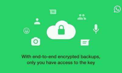 WhatsApp end to end Encryption