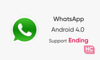 WhatsApp Android 4 support