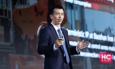 Huawei CAF network Model