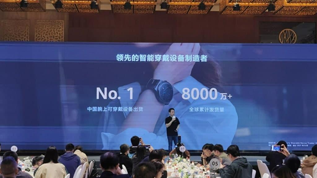 Huawei blood pressure wearable