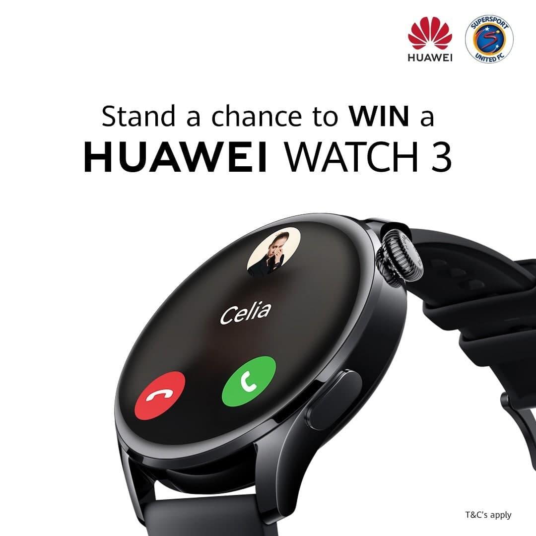 Huawei Watch 3 South Africa