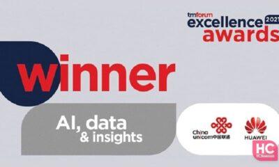 Huawei Data Insight Award