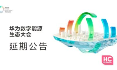 Huawei Digital Energy Ecology Conference