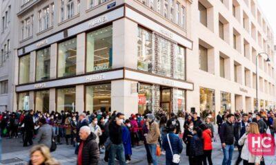 Huawei flagship store Vienna
