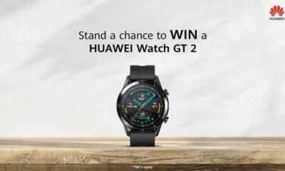 Huawei Watch GT2 win