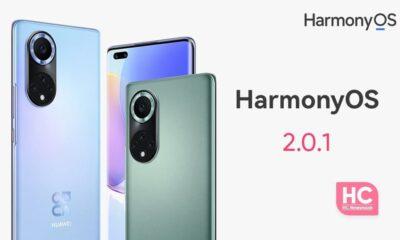 HarmonyOS 2.0.1 Update
