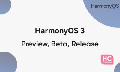 HarmonyOS 3.0 Roadmap