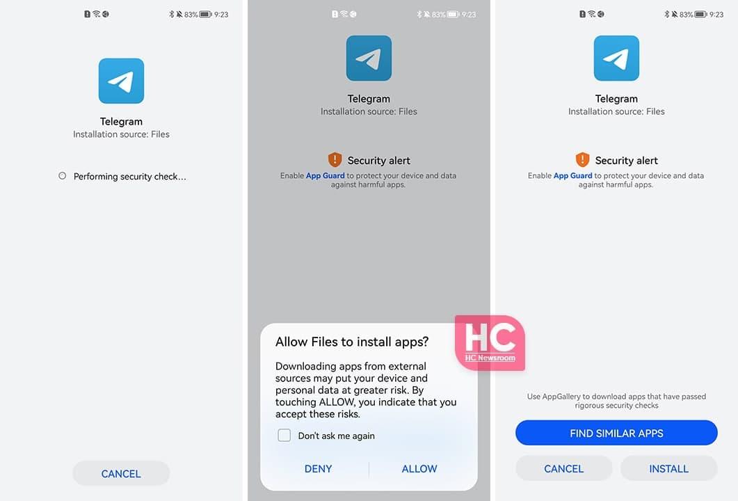 HarmonyOS App Guard