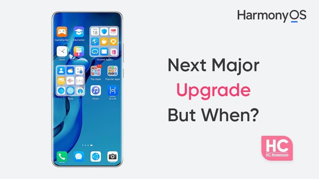 Huawei Major Software Update