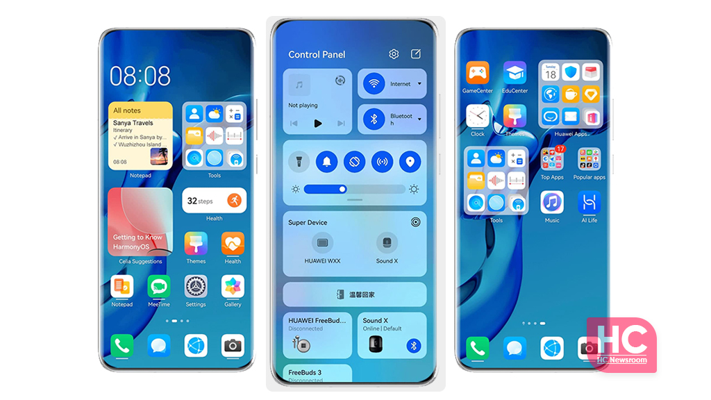 Huawei HarmonyOS 2 Top Features