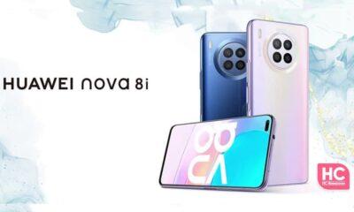 Huawei Nova 8i Russia order
