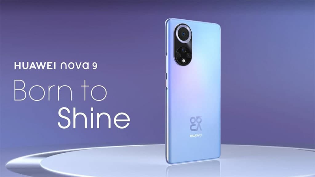 Huawei Nova 9 introduction video