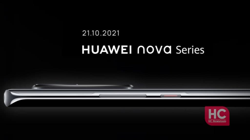 Huawei nova 9 October 21