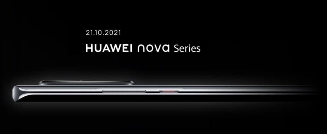 Huawei nova 9 global launch