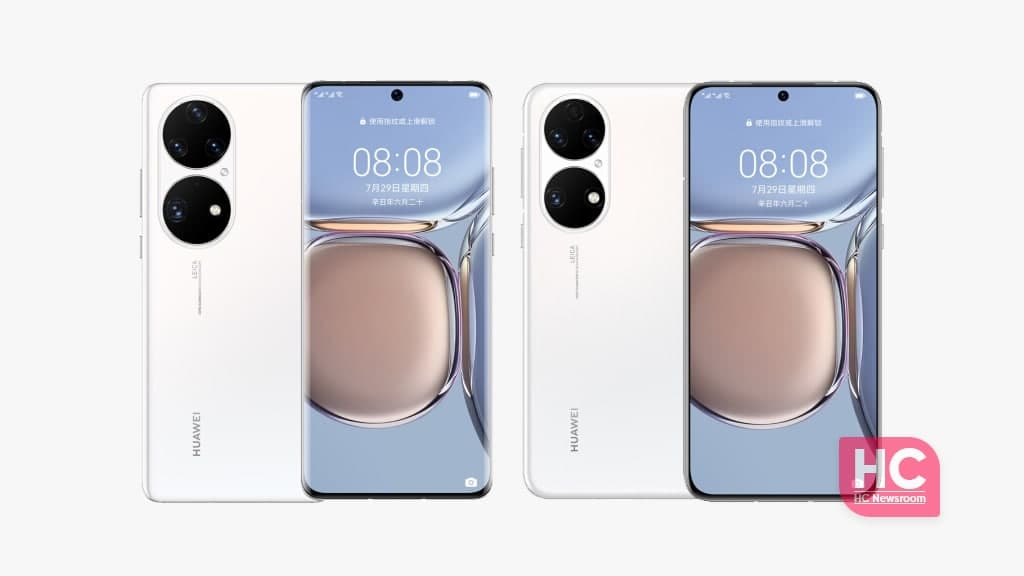 Huawei P50 and P50 Pro