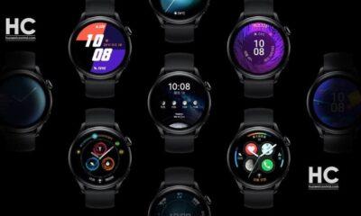 Huawei Watch 3 Face