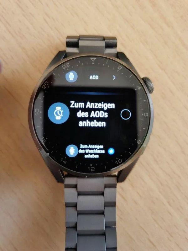 huawei watch 3 aHuawei Watch 3 HarmonyOS 2.0.0.188October update