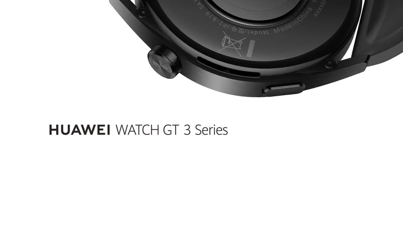 Huawei Watch GT 3