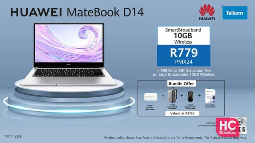 Huawei MateBook D14 South Africa