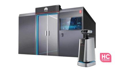 Huawei modular data center market