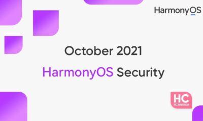 October 2021 HarmonyOS Security