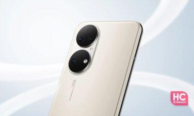 Standard Huawei p50 update