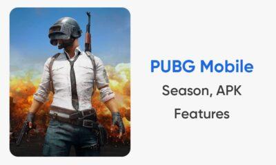 PUBG Mobile Tracker