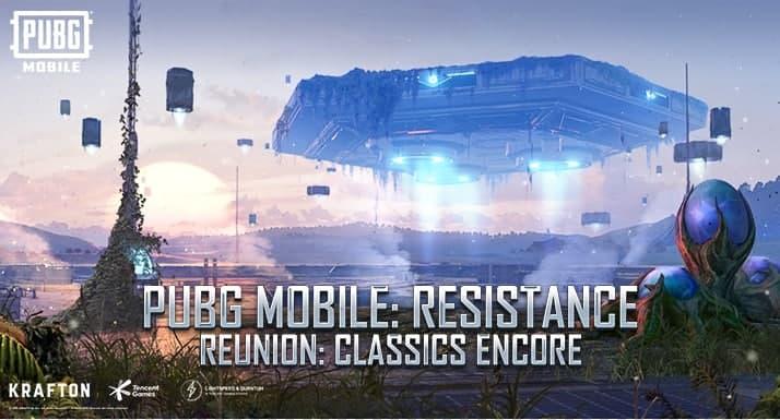 PUBG Mobile 1.6 Resistance