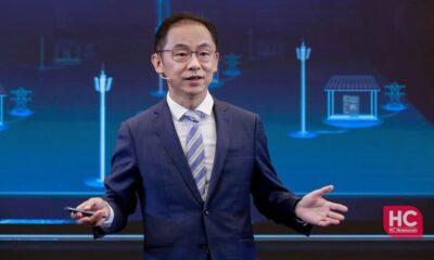 Ryan Ding Huawei Executive Director
