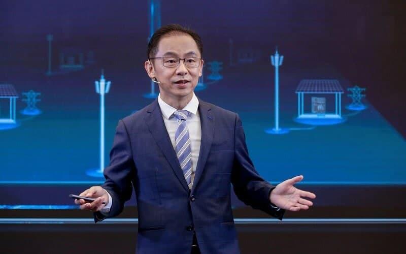 Huawei 5G low-carbon future