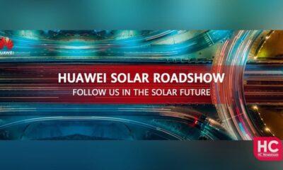 Huawei Solar Roadshow