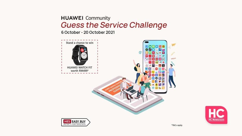 Huawei Malaysia Watch Fit
